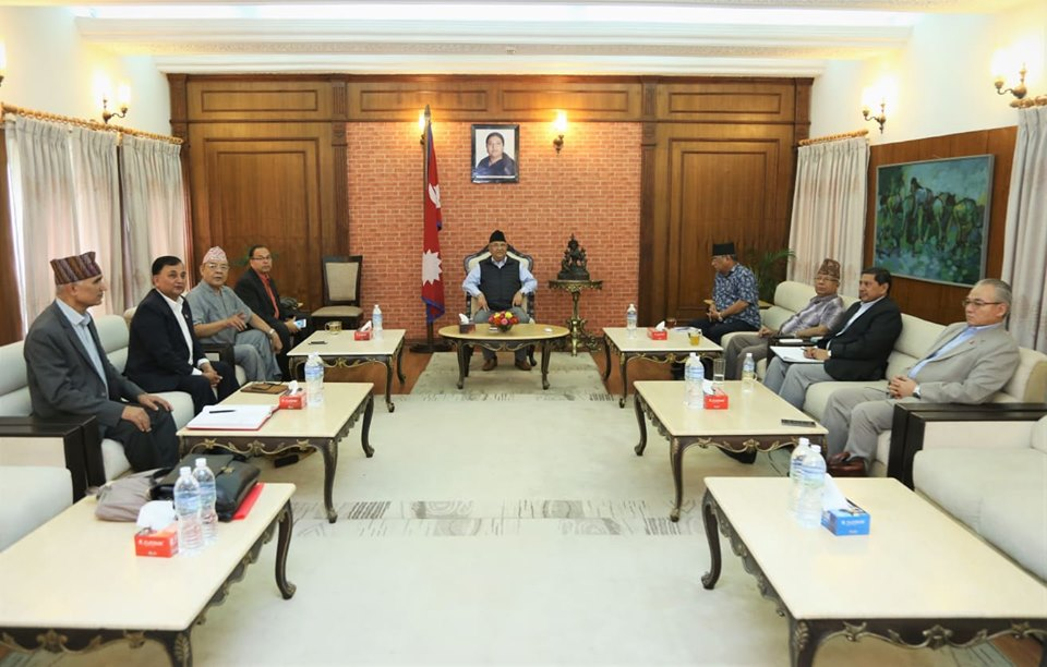 नेकपा सचिवालय बैठक सकियो, टुंगिएन एकता प्रक्रिया