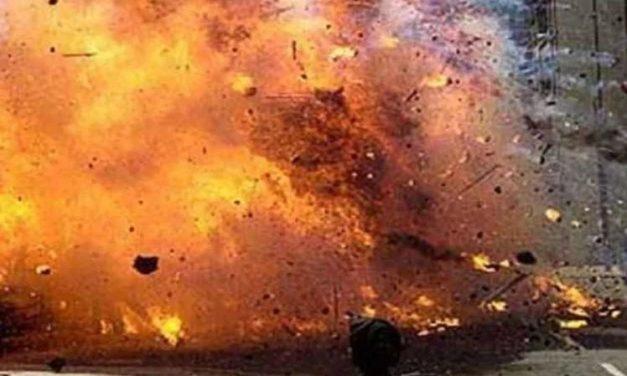सी नेपाल आउँदा चीनमा बम पड्क्यो: ६ जनाकाे मृत्यु