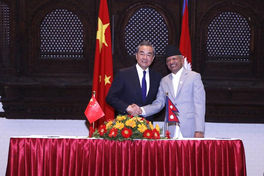 नेपाल र चीनबीच तीनवटा सहमति