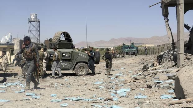 उग्र बन्दै तालिवान, अफगानिस्तानको एउटा सिंगो जिल्ला नै कब्जामा