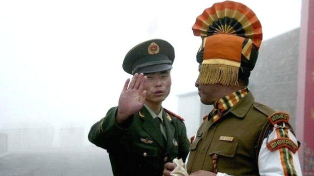 लद्दाखमा चीन र भारतका सेनाबीच धक्कामुक्की, थप सेना तैनाथ