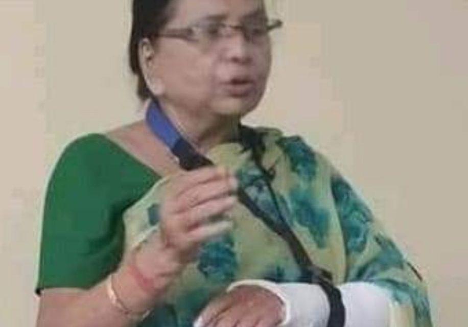 नेकपा कार्यकर्ताको उदण्ड रुप, कांग्रेस जिल्ला सभापतिको हात भाँच्चियो