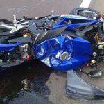 नम्बरप्लेट नै नराखी मोटरसाइकल दुर्घटना, एकको मृत्यु