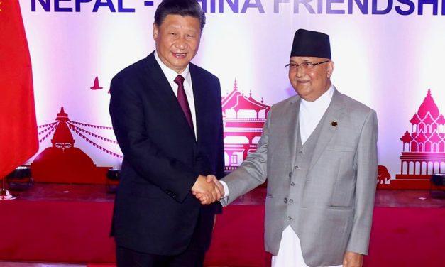 नेपाल र चीनबीचका २० बुँदे सम्झौता र समझदारीमा को कसको हस्ताक्षर ?
