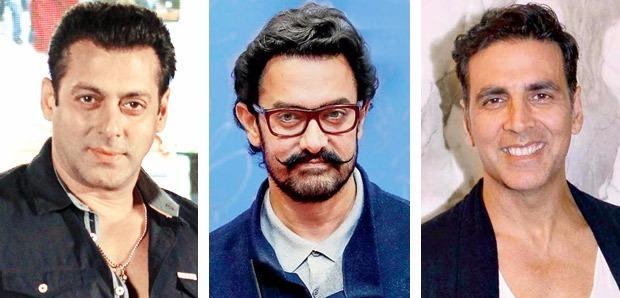 आमिर, सलमान र अक्षयको भीडन्त पक्का