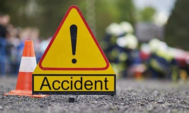 जीप दुर्घटनामा परी चालकको मृत्यु
