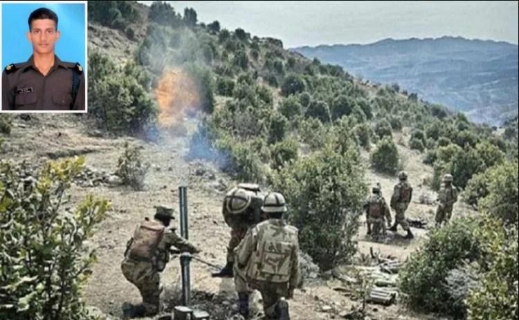 जम्मू–कश्मीरमा गोलीबारी, एक सेनाको मृत्यु