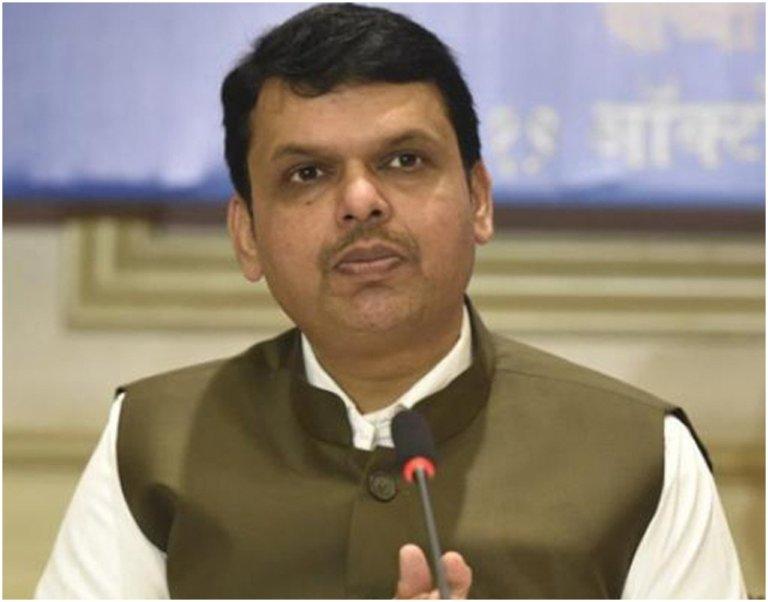 महाराष्ट्रमा फडणवीस बने पुन: मुख्यमन्त्री