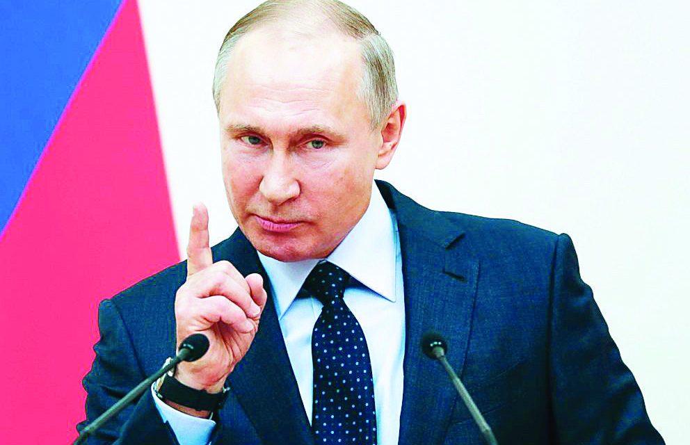 रूसी राष्ट्रपति पुटिन नेपाल आउँदै