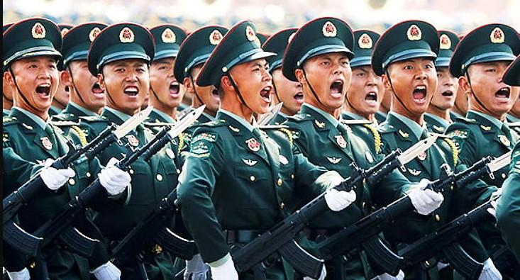 चीनले ८५० प्रतिशतले सैन्य खर्च बढाएपछि अमेरिकालाई त्रास
