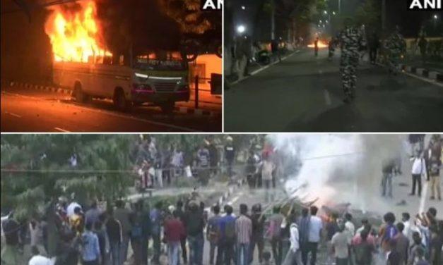नागरिकता विधयेकले भारतमा तनाबः असमका १० जिल्लामा इन्टरनेट बन्द, गुवाहाटीमा कर्फ्यू