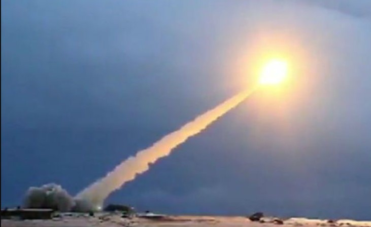 ईरानद्धारा अमेरिकी सेना माथि मिसाइल प्रहार