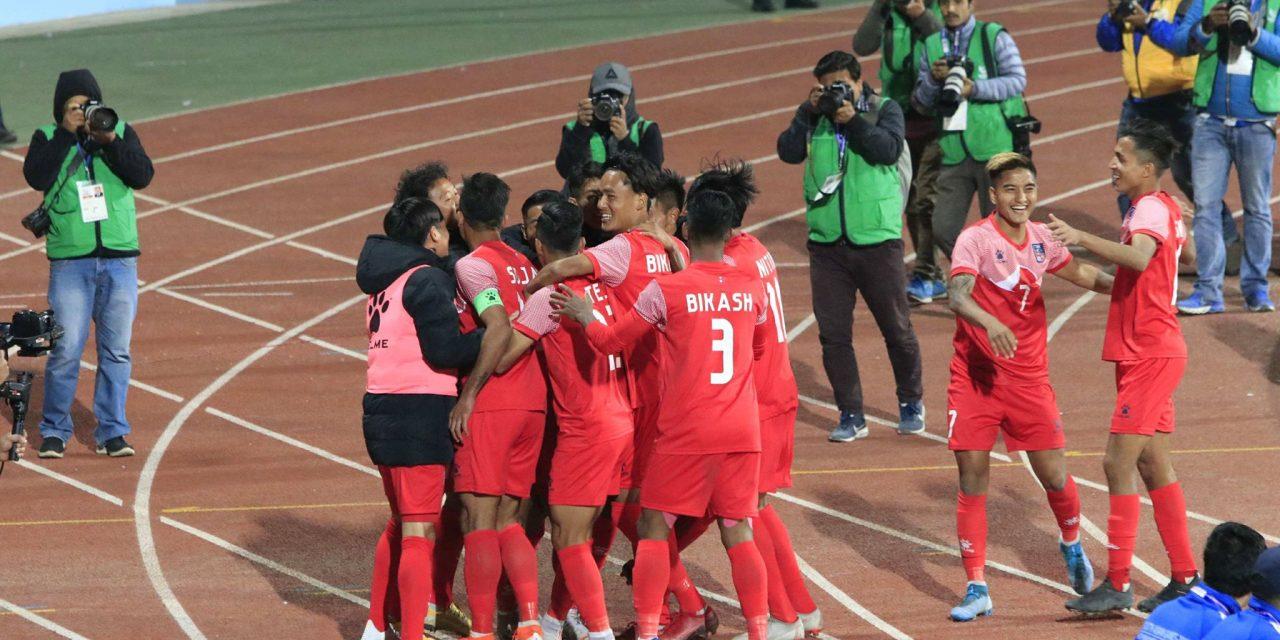 नेपाल र इङ्ग्ल्याण्डबीचको खेल स्थगित