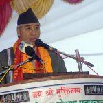 गौमहोत्सवले हिन्दू धर्मको रक्षाका लागि आशा जगायो : देउवा