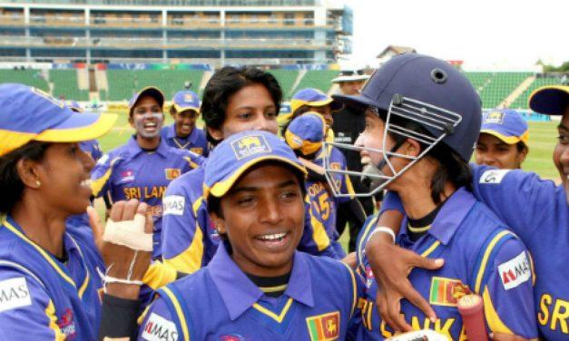 १३ औँ साग महिला क्रिकेटः फाइनलमा जान श्रीलंका बाधक