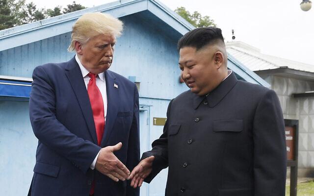 टुंगिदैँ वर्षौंको झमेला, अमेरिकी र दक्षिण कोरियाली राष्ट्रपति उत्तर कोरियासँग वार्ताका लागि सहमत