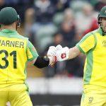 भारत १० विकेटले पराजित, वार्नर र फिन्चको शतक