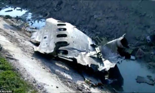 गल्तीले विमान खसालेको ईरानको स्विकारोक्ती