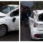 पोखरामा कार दुर्घटना, १ जनाको मृत्यु