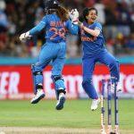 महिला विश्वकप क्रिकेटः भारतले हरायो अष्ट्रेलियालाई