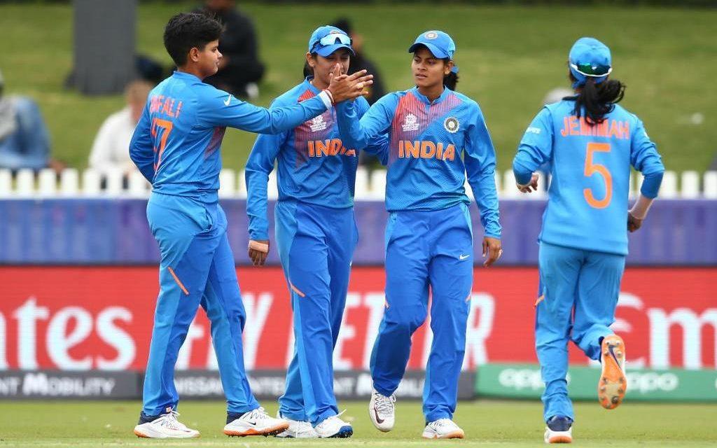 महिला टी–ट्वान्टी विश्वकपः भारतको लगातार तेश्रो जित
