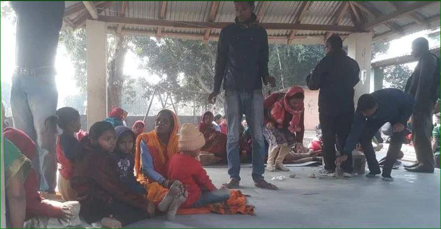 पूजाको प्रसाद खाँदा ६७ बालबालिका बिरामी