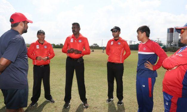नेपाल र सिङ्गापुरबीचको खेल रद्द