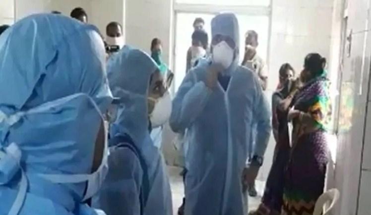 कोरोनाबाट भारतमा ४ जनाकाे मृत्यु