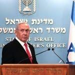 इजरायली प्रधानमन्त्री नेतन्याहू आइसोलेसनमा
