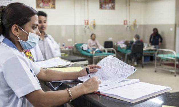 नर्सलाई घरबाट निकाल्ने सरकारी कर्मचारी पक्राउ
