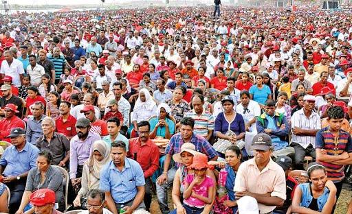 श्रीलङ्कामा निर्वाचन नै स्थगित