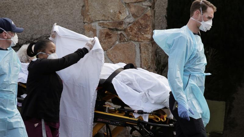 कोरोना संक्रमणः स्पेनमा आज मात्रै ४४३ जनाको मृत्यु