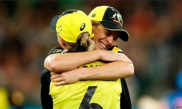 महिला विश्वकप क्रिकेटः भारतलाई हराउँदै अष्ट्रेलिया च्याम्प्यिन